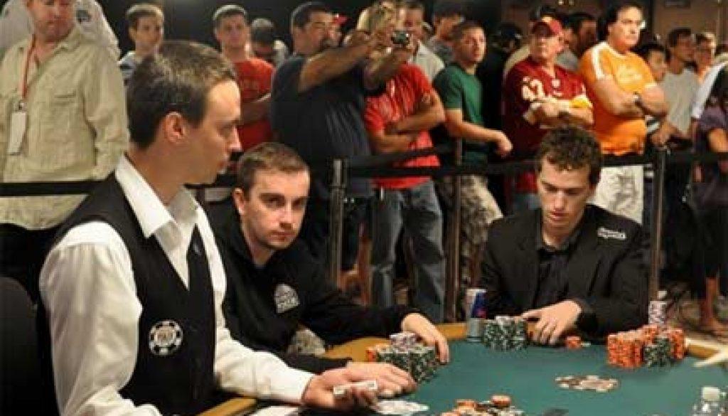 Poker Antoine Saout