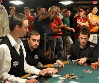 Poker Antoine Saout